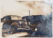 car Japan ca 1930s