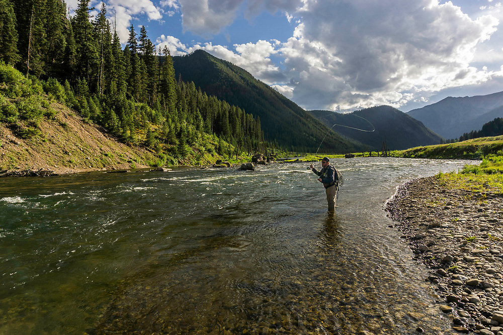 Madison River Fly Fishing Clint Losee Photography Gallery
