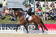 Anders Dahl - Cashmir 24<br /> FEI World Breeding Dressage Championships for Young Horses 2012<br /> © DigiShots