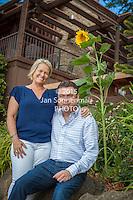 Karl Family in Carlton Oregon .<br /> Heather's birthday 2015