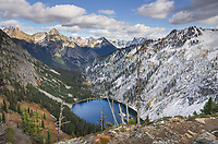 Lake Ann North Cascades Washington