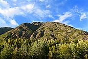 Kenai Peninsula peak