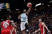 Clark Wes<br /> A X Armani Exchange Olimpia Milano - Pallacanestro Cantu<br /> Basket Serie A LBA 2019/2020<br /> Milano 05 January 2020<br /> Foto Mattia Ozbot / Ciamillo-Castoria