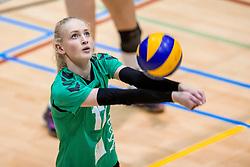 18-03-2017 NED:  Finale NOJK B finalisten, Doetinchem<br /> De B-teams waren de finaledag actief in Doetinchem, waar zij in het Topsportcentrum sportief zullen uitvechten wie zich het komende jaar Nederlands kampioen mag gaan noemen / Emmen 95