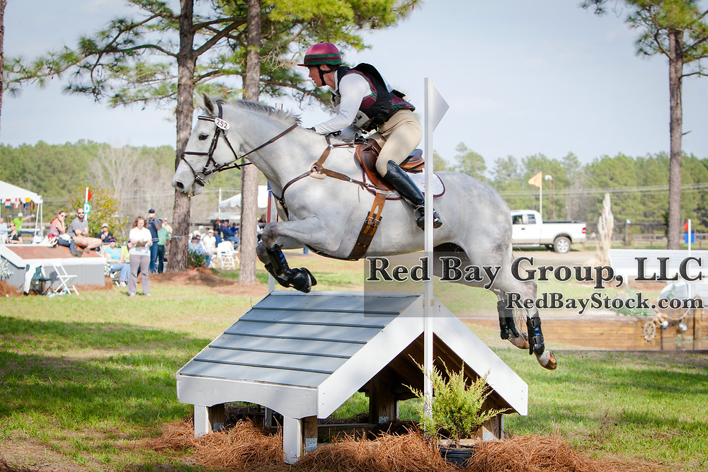 Ariel Grald (USA) and LBF Oleagh's Image at the Carolina International in Raeford, North Carolina.