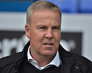 Kenny Jackett during the Sky Bet Championship match between Bolton Wanderers and Wolverhampton Wanderers at the Macron Stadium, Bolton, England on 12 September 2015. Photo by Mark Pollitt.