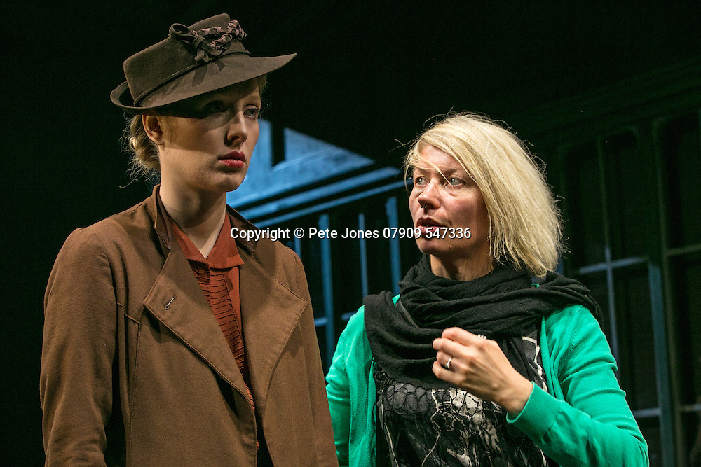 An Enemy of the People by Henrik Ibsen;<br /> Alice Orr-Ewing as Petra Stockmann;<br /> Hair / make-up;<br /> Chichester Festival Theatre, Chichester, UK;<br /> 29 April 2016