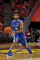 14 November 2016:  Kason Harrell(32) during an NCAA  mens basketball game between the Indiana Purdue Fort Wayne Mastodons the Illinois State Redbirds in Redbird Arena, Normal IL