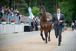Fraser King, (NED), Nadal<br /> CCI 4* Luhmühlen 2015<br /> © Hippo Foto - Jon Stroud<br /> 17/06/15