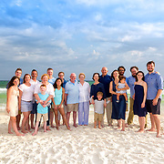 Vander Schaaf Family Beach Photos