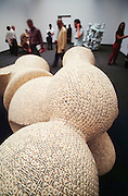 "VENICE, ITALY..June 1997..47th Biennale of Venice.Italian Pavillion..""Secretions"", 1996/7 by Tony Cragg..(Photo by Heimo Aga)"