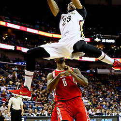 12-26-2015 Houston Rockets at New Orleans Pelicans