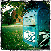 hipstamatic mail box