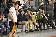 DESCRIZIONE : Roma Lega A 2014-15 <br /> Acea Virtus Roma - Sidigas Avellino <br /> GIOCATORE : Gianfranco Tobia Claudio Toti<br /> Sergio D'Antoni<br /> CATEGORIA : vip presidente pubblico tifosi <br /> SQUADRA : Acea Virtus Roma<br /> EVENTO : Campionato Lega A 2014-2015 <br /> GARA : Acea Virtus Roma - Sidigas Avellino <br /> DATA : 04/04/2015<br /> SPORT : Pallacanestro <br /> AUTORE : Agenzia Ciamillo-Castoria/GiulioCiamillo<br /> Galleria : Lega Basket A 2014-2015  <br /> Fotonotizia : Roma Lega A 2014-15 Acea Virtus Roma - Sidigas Avellino