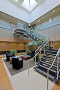 Commercial Interior Lobby 6518 Meadowridge Rd.