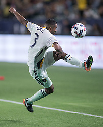 June 24, 2017 - Carson, California, U.S - Ashley Cole #3 of Los Angeles Galaxy during their game against Sporting KC at the StubHub Center on Saturday June 24, 2017 in Carson, California.  LA Galaxy loses to Sporting KC, 2-1. (Credit Image: © Prensa Internacional via ZUMA Wire)