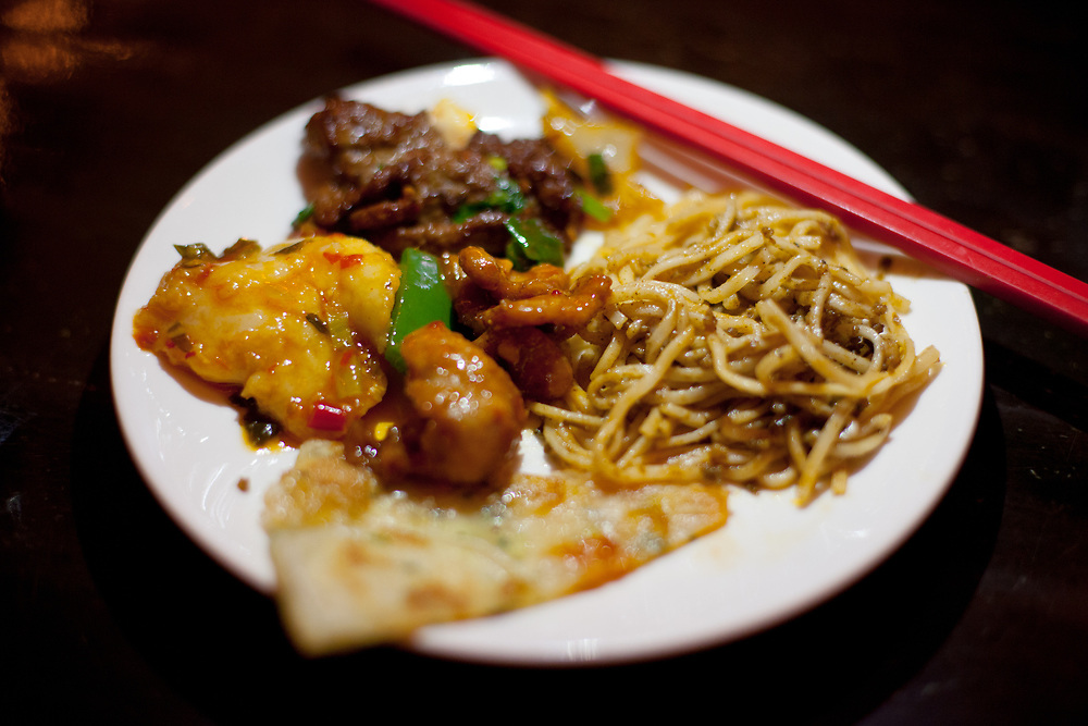 Szechuan Food from Han Dynasty (P$FREE) - Dev Lunch October