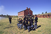 Fort Clinch State Park, Amelia Island, Florida<br />