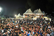 Nederland, Nijmegen, 31-5-2008DJ Junkie XL bij Emporium dancefestival. Het thema was the american dream, en het hoofdpodium was een replica van het witte huis (white house)Foto: Flip Franssen/Hollandse Hoogte