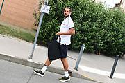 Marco Belinelli<br /> Nazionale Italiana Maschile Senior<br /> Torneo di Tolosa<br /> Montenegro Italia Montenegro Italy<br /> FIP 2017<br /> Tolosa, 18/08/2017<br /> Foto M.Ceretti / Ciamillo - Castoria