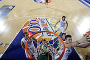 DESCRIZIONE : Madrid Spagna Spain Eurobasket Men 2007 Qualifying Round Italia Lituania Italy Lithuania<br /> GIOCATORE : Andrea Bargnani<br /> SQUADRA : Italia Italy<br /> EVENTO : Eurobasket Men 2007 Campionati Europei Uomini 2007<br /> GARA : Italia Italy Lituania Lithuania<br /> DATA : 08/09/2007<br /> CATEGORIA : special rimbalzo<br /> SPORT : Pallacanestro<br /> AUTORE : Ciamillo&amp;Castoria/E.Castoria