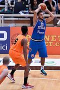 DESCRIZIONE : Trento Nazionale Italia Uomini Trentino Basket Cup Italia Olanda Italy Holland<br /> GIOCATORE : Pietro Aradori<br /> CATEGORIA : Passaggio<br /> SQUADRA : Italia Italy<br /> EVENTO : Trentino Basket Cup<br /> GARA : Italia Olanda Italy Holland<br /> DATA : 11/07/2014<br /> SPORT : Pallacanestro<br /> AUTORE : Agenzia Ciamillo-Castoria/GiulioCiamillo<br /> Galleria : FIP Nazionali 2014<br /> Fotonotizia : Trento Nazionale Italia Uomini Trentino Basket Cup Italia Olanda Italy Holland