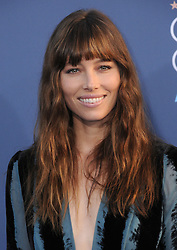 Jessica Biel  bei der Verleihung der 22. Critics' Choice Awards in Los Angeles / 111216