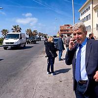 Alfonso Sabella ad Ostia