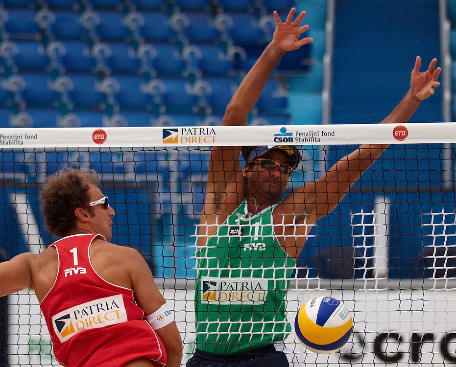 Swatch FIVB Patria Direct Open 2010 - BRA vs POR