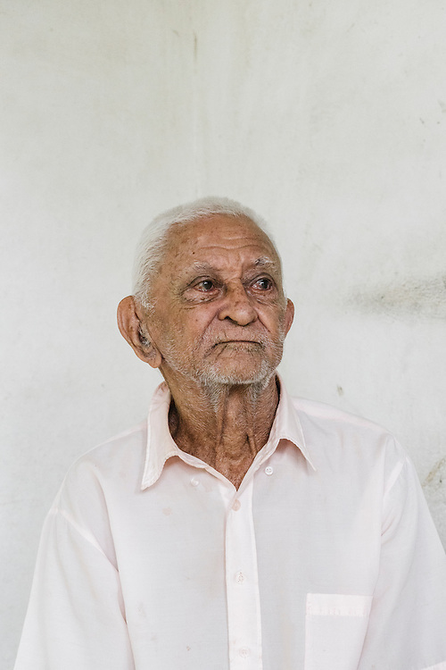 Rafael Osorio, 91, recalled the time he last saw the ivory-billed woodpecker in the 1950s in Eastern Cuba.
