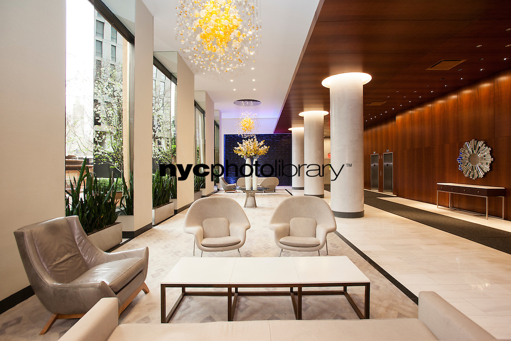 Lobby at 630 First Avenue