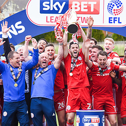 Accrington Stanley v Lincoln City
