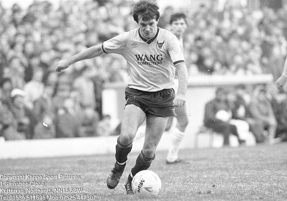 RAY HOUGHTON OXFORD UNITED 1987