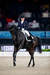 Tebar Karen, FRA, Ricardo <br /> Stuttgart German Masters 2017<br /> © Hippo Foto - Stefan Lafrentz<br /> 17/11/17