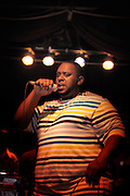 Philadelphia 2010 - BIGGFACEZ performs at Lyrically Fit at the Trocadero.
