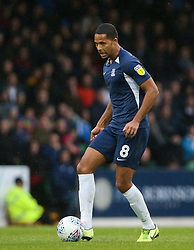 Timothee Dieng of Southend United on the ball - Mandatory by-line: Arron Gent/JMP - 27/10/2019 - FOOTBALL - Roots Hall - Southend-on-Sea, England - Southend United v Ipswich Town - Sky Bet League One