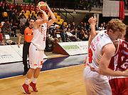 DESCRIZIONE : Desio campionato serie A 2013/14 EA7 Olimpia Milano Giorgio Tesi Group Piastoia <br /> GIOCATORE : Alessandro Gentile<br /> CATEGORIA : tiro<br /> SQUADRA : EA7 Olimpia Milano<br /> EVENTO : Campionato serie A 2013/14<br /> GARA : EA7 Olimpia Milano Giorgio Tesi Group Piastoia<br /> DATA : 04/11/2013<br /> SPORT : Pallacanestro <br /> AUTORE : Agenzia Ciamillo-Castoria/R. Morgano<br /> Galleria : Lega Basket A 2013-2014  <br /> Fotonotizia : Desio campionato serie A 2013/14 EA7 Olimpia Milano Giorgio Tesi Group Piastoia<br /> Predefinita :