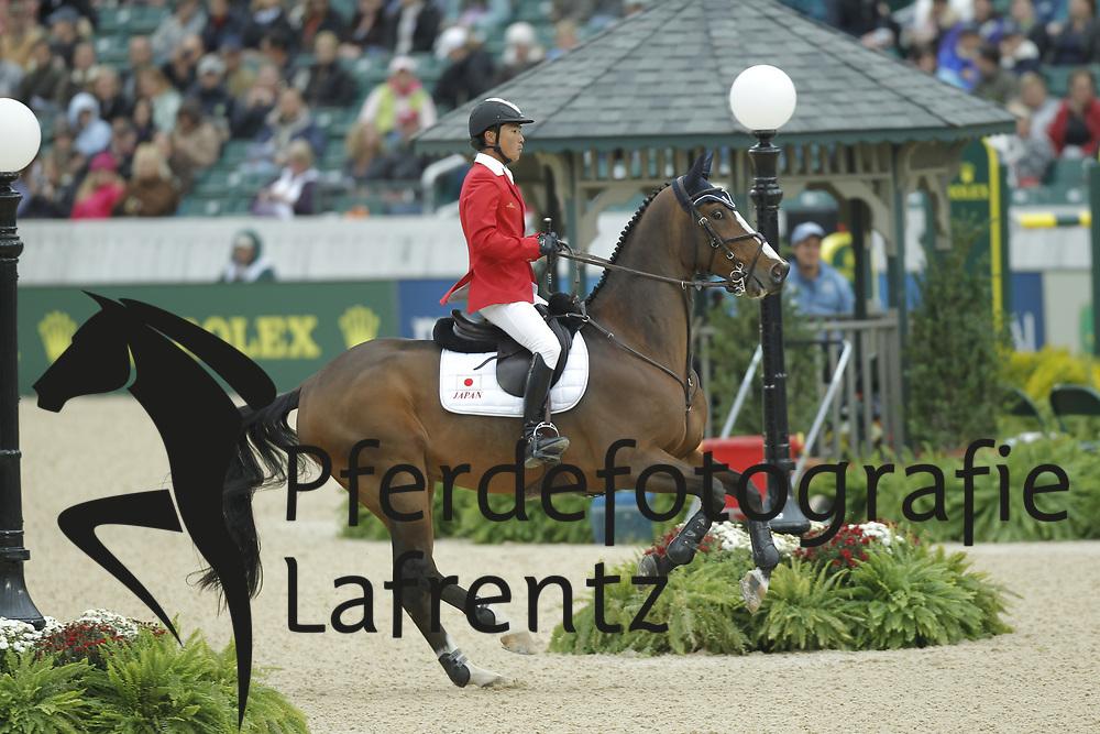 SUGITANI Taizo, Avenzio 3<br /> Kentucky - Alltech FEI WEG 2010<br /> /Stefan Lafrentz