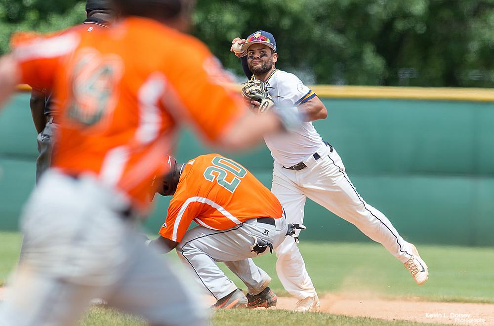 2017 A&T Baseball vs FAMU (Senior Day) \ www.ncataggies.com - Photo by: Kevin L. Dorsey