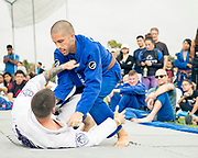 Exhibition Matches for Jiu Jitsu in the Park at Woodbridge Community Park in Irvine, CA -