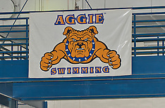 2013 A&T Swimming vs Campbell University