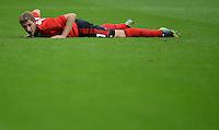 FUSSBALL   1. BUNDESLIGA  SAISON 2012/2013   4. Spieltag Bayer 04 Leverkusen - Borussia Moenchengladbach      23.09.2012 Stefan Kiessling (Bayer 04 Leverkusen)