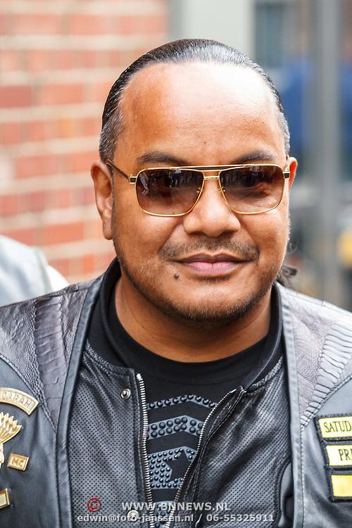 NLD/Amsterdam/20150618 - Voorvertoning Satudarah – One Blood documentaire, president Xanterra Manuhutu