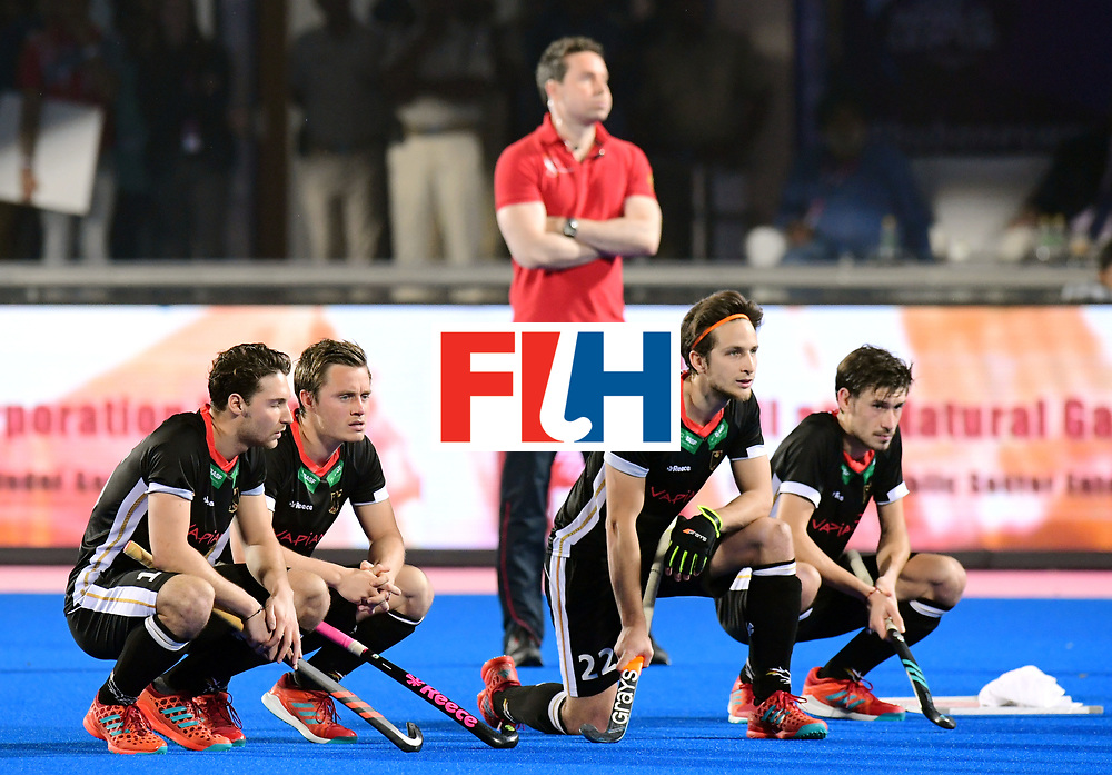 Odisha Men's Hockey World League Final Bhubaneswar 2017<br /> Match id:16<br /> Germany v Netherlands<br /> Foto: Shoot Out <br /> COPYRIGHT WORLDSPORTPICS FRANK UIJLENBROEK