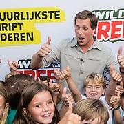 NLD/Amsterdam/20160831 - Premiere Wild Freek Vonk, Freek Vonk