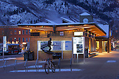 Roaring Fork Transportation Authority Station, Aspen, Co, Studio B Architects