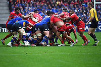Maul Toulon - Steffon Armitage - 19.04.2015 - Toulon / Leinster - 1/2Finale European Champions Cup -Marseille<br /> Photo : Andre Delon / Icon Sport