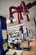 Nederland, Nijmegen, 11-5-2007Laboratorium in het nijmegen center of molecular life sciences, onderdeel van het universitair medisch centrum Radboud.  Foto: Flip Franssen