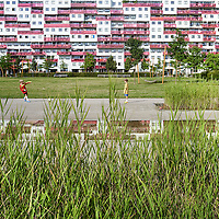 Wohnen im Park, Vienna