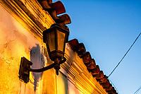 Detalhe de casa no centro histórico do Ribeirão da Ilha. Florianópolis, Santa Catarina, Brasil. / Detail of a house at the historic center of Ribeirao da Ilha. Florianopolis, Santa Catarina, Brazil.
